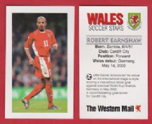 Wales Robert Earnshaw Cardiff City